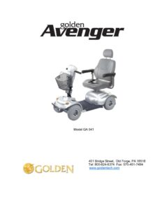 thumbnail of 8. Golden Owners Manual – Avenger GA541