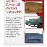 thumbnail of Golden Lift Chair Accessories Sell Sheet